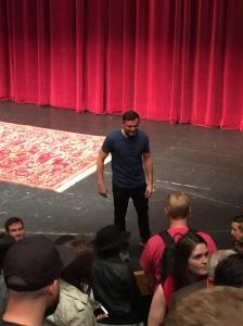 Gary speaking at StartUp Week Chattanooga